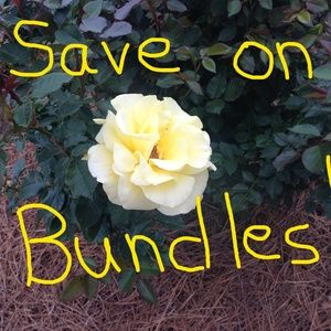 Make me an offer! Bundle 2 or more items to save!